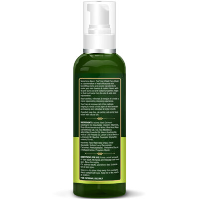 Neem-Tea-Tree-Basil-Face-Wash-Left