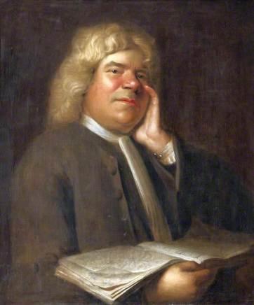 Portrait of Thomas Fairchild (1667—1729)