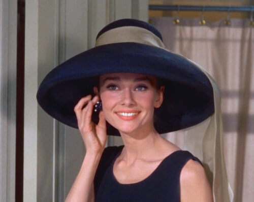 Audrey Hepburn loved gardens. Her last recorded performance was the PBS documentary series 'Gardens of the World with Audrey Hepburn' for which she visited famous classical and country gardens in seven countries.