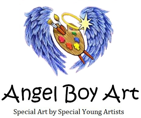 Angel Boy Art