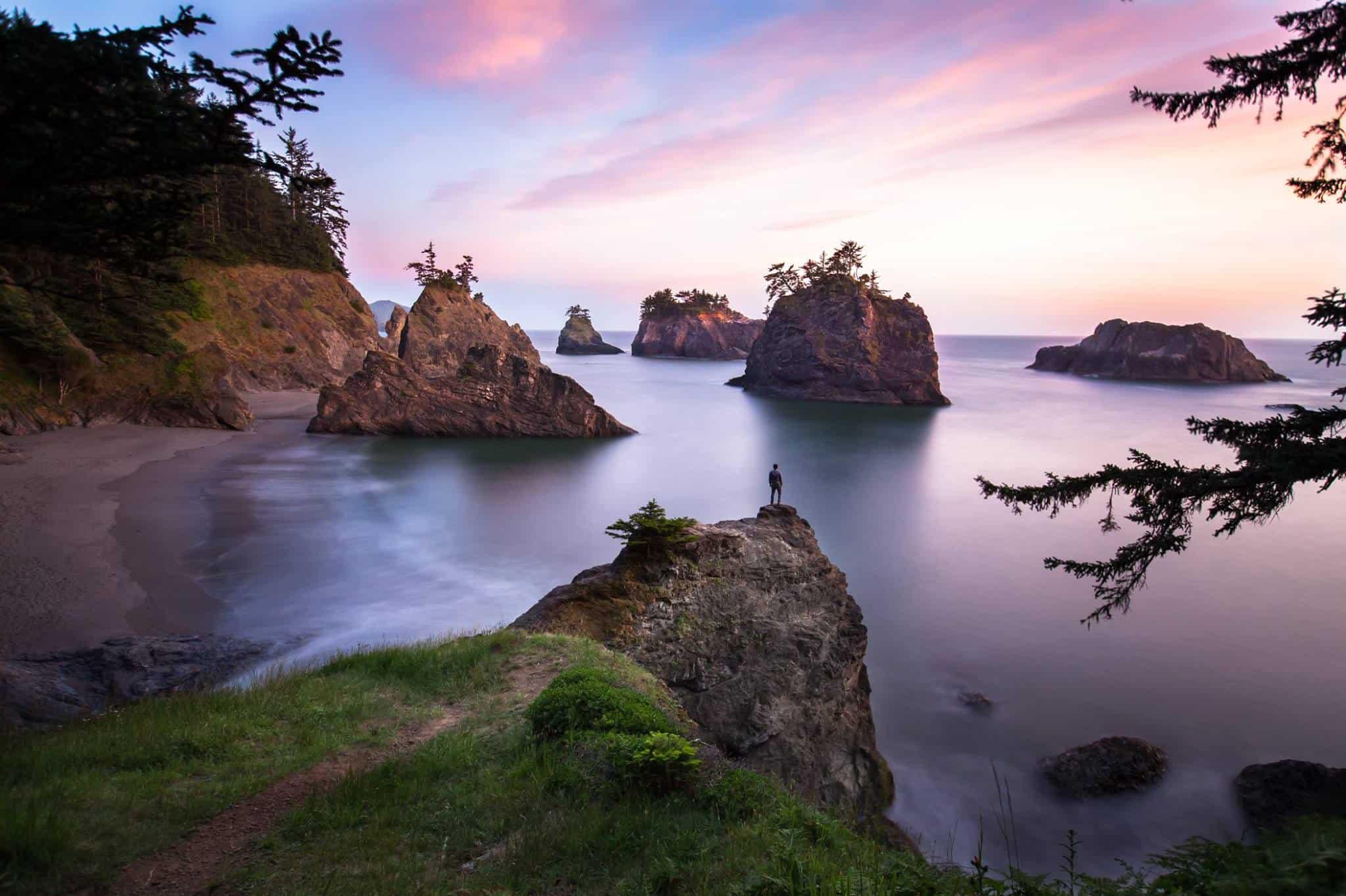 Road Trip 101 Oregon Coast