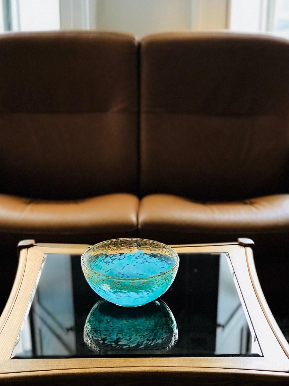 Ercol lamp table