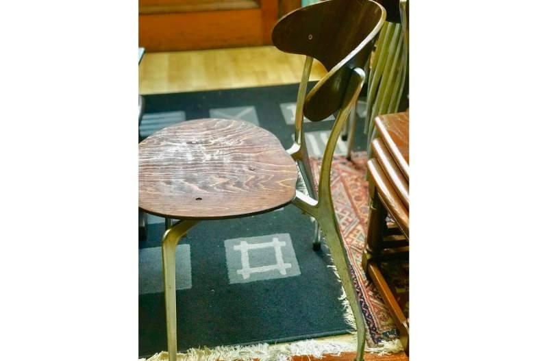 Scandinavian Stacking Chairs