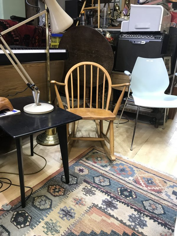 Ercol Rocking Chair small Windsor style
