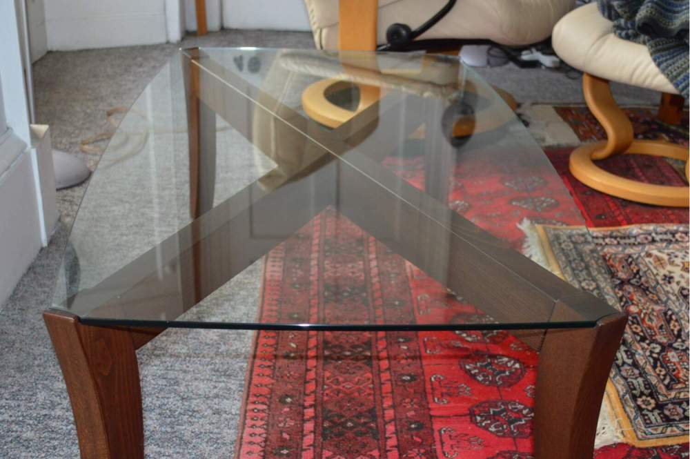 Natuzzi Italian Designer Coffee Table