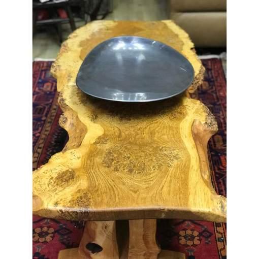 Ross Purves Elm Table