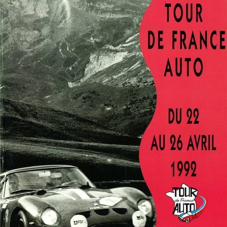 Tour Auto 1992