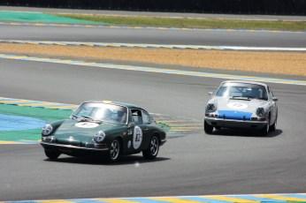 Porsche Classic Race Le Mans (39)