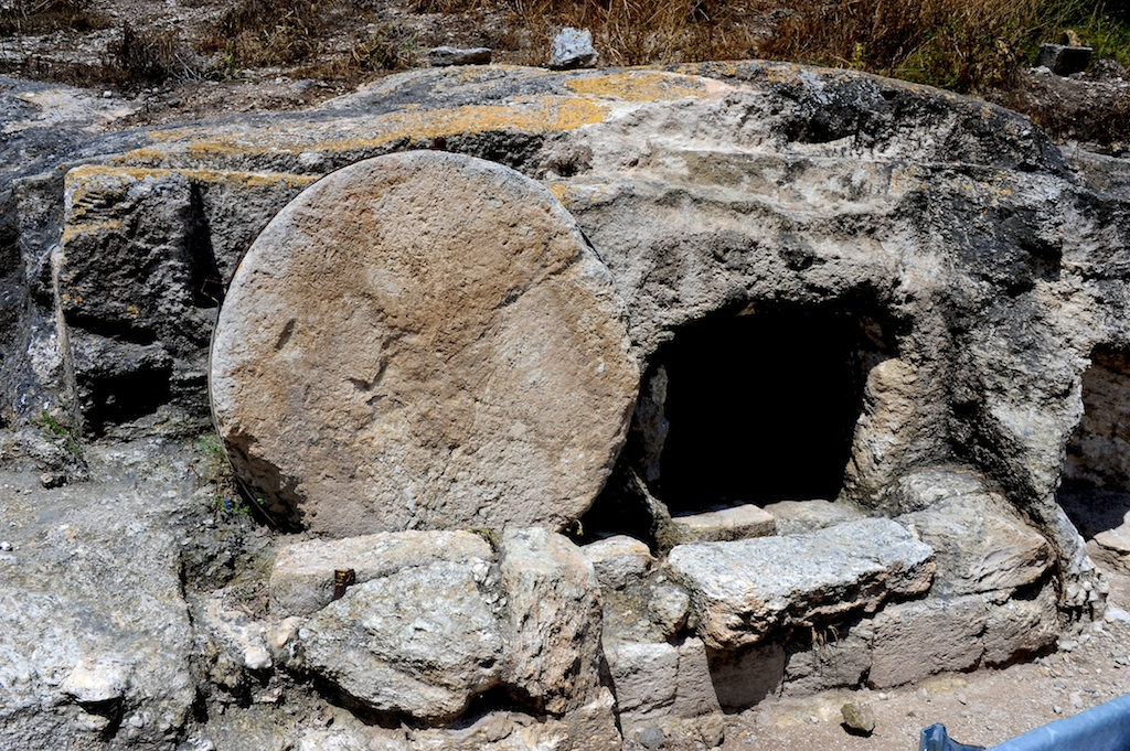 Bilderesultat for tombs ancient israel