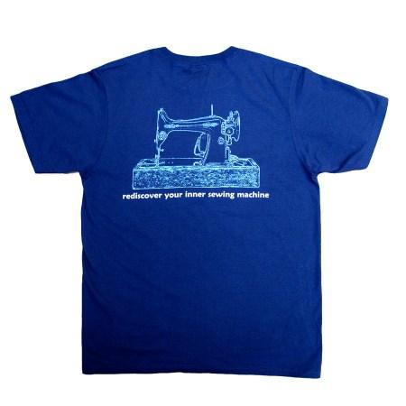 Morsbags T-shirt - Rediscover - Back