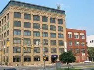Original Kodak Factory at 300 State Street in Rochester