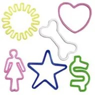 Silly Bandz Basic Shapes Package