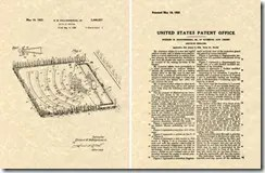 Hollingshead Drive In Theater Patent