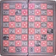 Milton Bradley's Checkered Game of Life - 1861