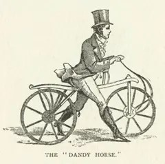 The Dandy Horse Bicycle