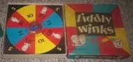 Tiddly Winks (Tiddlywinks) 1888 board game