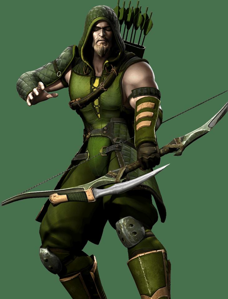 MKWarehouse Injustice Green Arrow