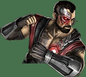 Mkwarehouse Mortal Kombat Kano