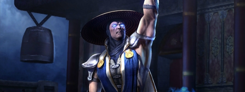 Mkwarehouse Mortal Kombat Vs Dc Universe Raiden