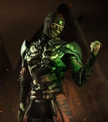 MKWarehouse Mortal Kombat X Ermac