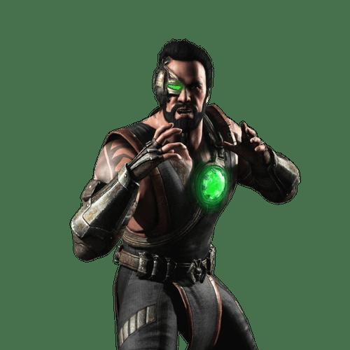 MKWarehouse Mortal Kombat X Kano