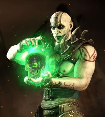 MKWarehouse Mortal Kombat X Quan Chi