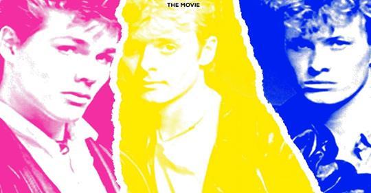 a-ha The Movie:「北欧映画とTV基金」から助成金