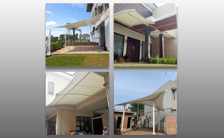 Residential Canopies (Kanopi Rumah Tinggal)