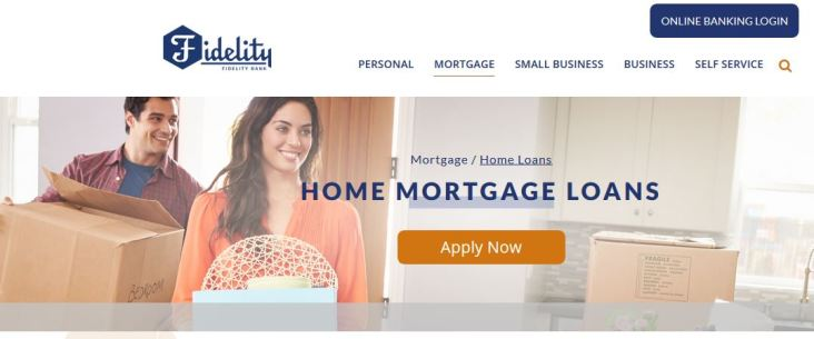 Fidelity Bank Mortgage Pay Online