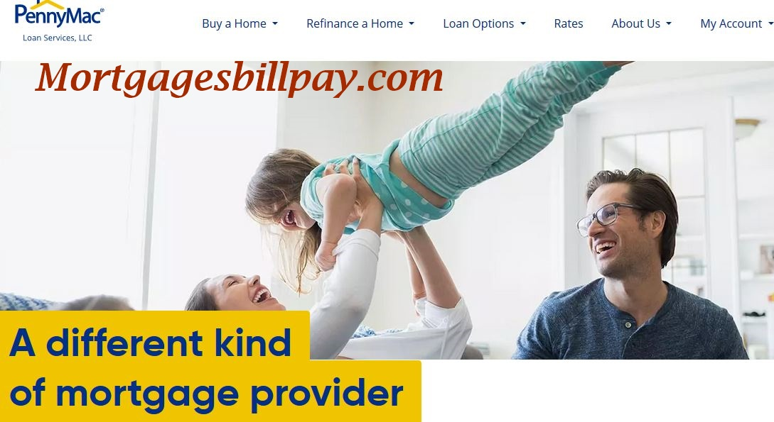 Pennymac Mortgage Payment