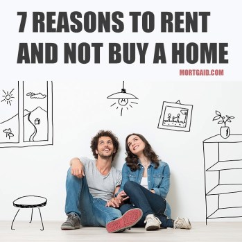 Rent not buy