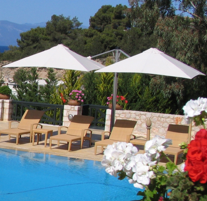 commercial parasols for the leisure and