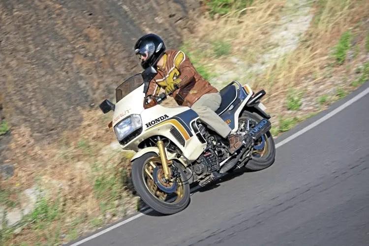 Turbo or not a Turbo - Honda CX500 Turbo, Suzuki XN85 Turbo and a Kawasaki GPZ750 Turbo