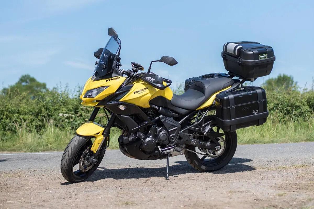 Kawasaki Co Built Motorcycle
