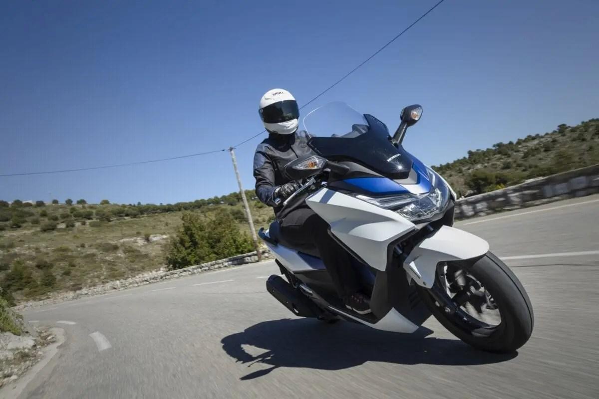Launch report: Honda Forza 125 – on2wheels