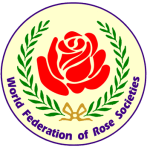 world federation rose societies logo - About Morwell Centenary Rose Garden