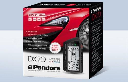 Скоро в продаже бюджетная система Pandora DX 70