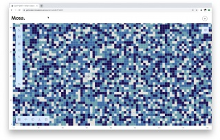 pattern generator services view