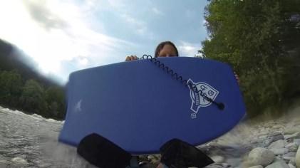 Mein neues Bodyboard :)