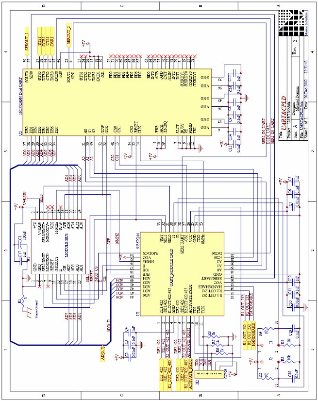 uart_cpld wonderful control 4 wiring diagram contemporary wiring schematic Aiphone Intercom Systems Wiring Diagram at crackthecode.co