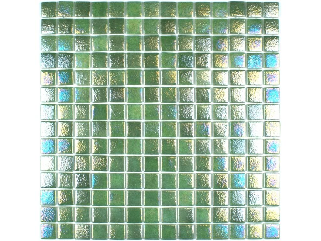 santa maria iridescent glass mosaic