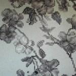 Bisazza mosaico floreale