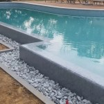 Posa di mosaico Bisazza in piscina