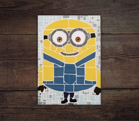 'Bob the Minion' Mosaic