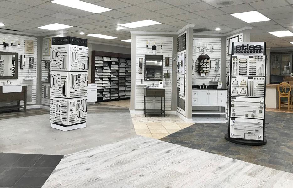 home interiors showroom