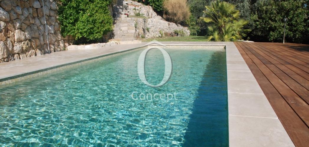 mosaique piscine