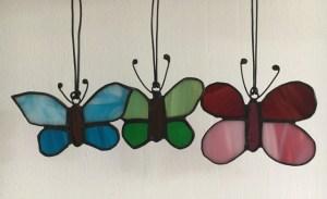 Vlindertjes Tiffany
