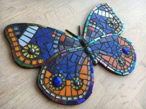Mozaiekpakket vlinder juno