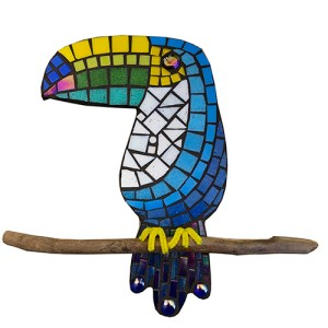 mozaïekpakket toekan, mosaickit toucan