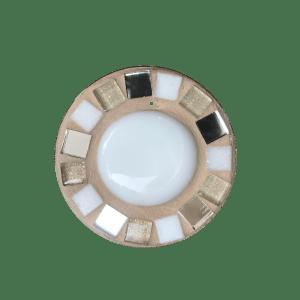 Ring 7cm naturel suncatcher